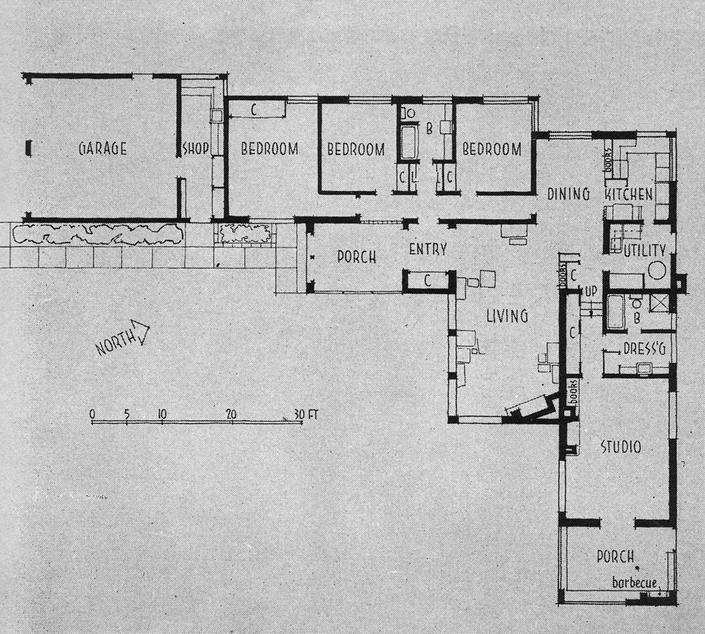 Concrete Block House Plans The Image