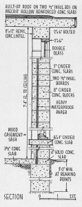 Plans for Veronica McCarthy House Fairport, N.Y.