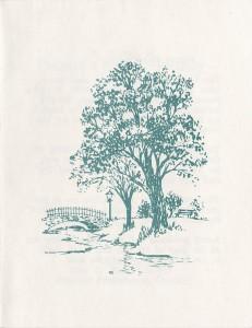 Don Hershey Memorium Card Cover
