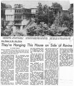 Wallace J. Wolf Jrs. Home, Irondequoit, NY article