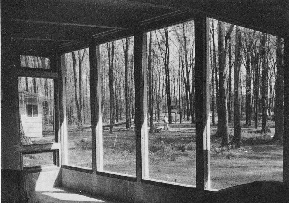 Robert Brown Home Pittsford Ny Don Hershey Architect