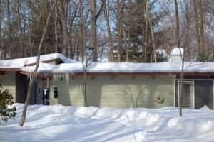 44 Parker former garage