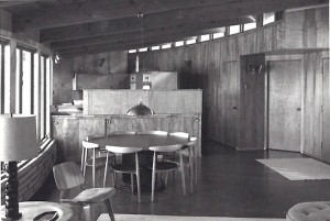Wing House interior (Photo provided by Laura Mentch)