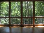 115 Huntington Hills South Overhang Back View Out Front Door Sun Room Inside Living Room 2