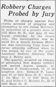 Democrat & Chronicle 10-22-1940