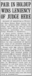 Democrat & Chronicle 12-1-1940