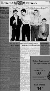 Democrat & Chronicle 9-2-1940