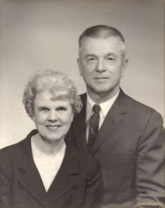 Gladys Hershey in their 50's