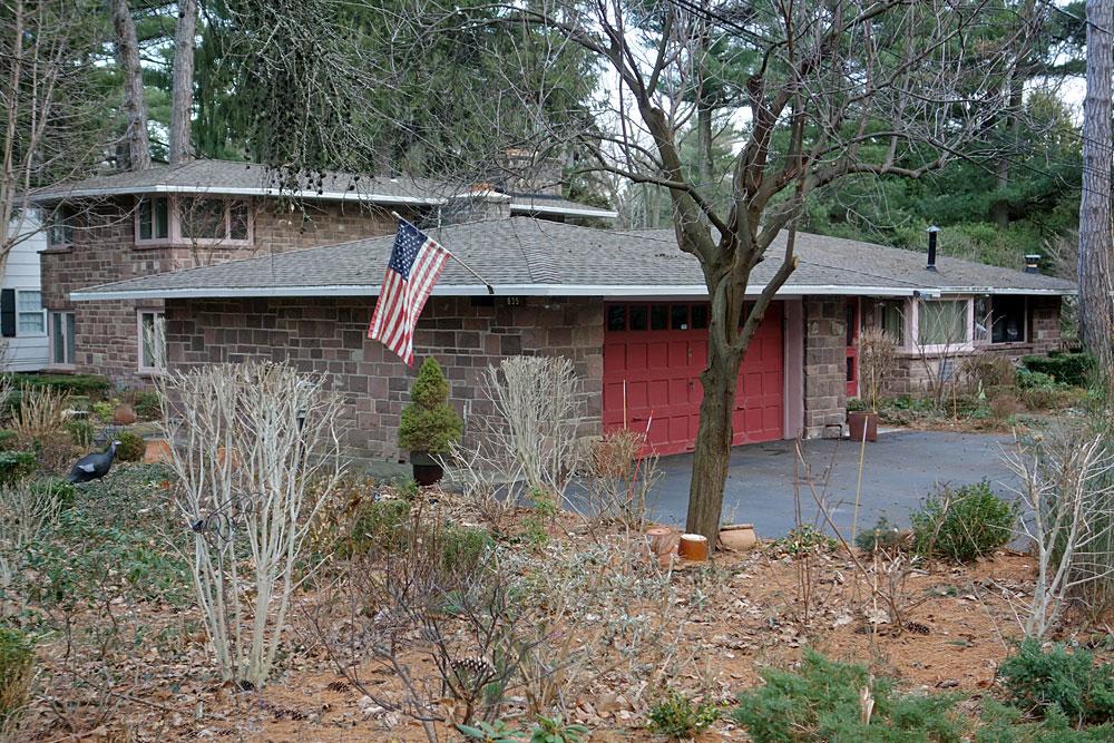 Front Corner of 835 Allens Creek Rd